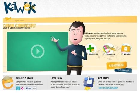 8 Sites para Fazer seu Portfólio Online | Educação20 | Scoop.it