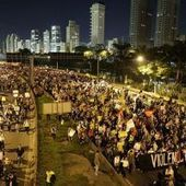 Chaos in Sao Paulo and Rio, as protestors take to the streets 35 days ahead of the Cup | BrazilWorldCup | Scoop.it