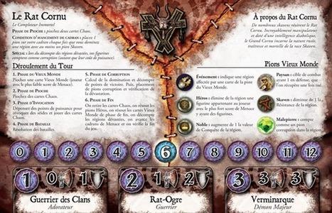 Le Rat Cornu - Une extension pour Chaos dans le Vieux Monde ~ Forum Warhammer : Le Marteau de Guerre | Univers Ludique | Scoop.it