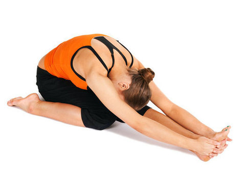 Top 6 Yoga Postures To Practise At Work   Health   Scoop.it