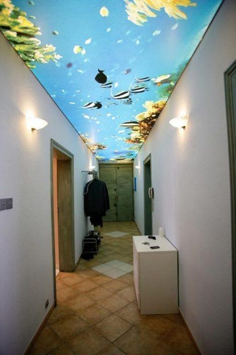 Descubre los techos tensados de PVC. Un nuevo concepto de techos. | Mil Ideas de Decoración | Decoración de interiores | Scoop.it