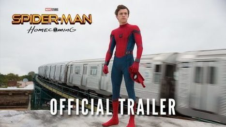 Watch: Peter Parker Navigates His New Identity & Faces the Vulture in the First Spider-Man: Homecoming Trailer | Funny & Interesting | Scoop.it