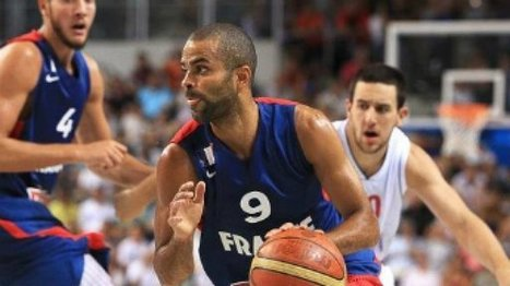 Parker leads France into Euro basketball final - FRANCE 24   Sports   Scoop.it