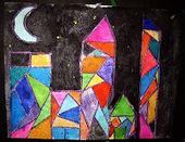 Mrs. Art Teacher!: Paul Klee cities | LK Art Lesson Ideas | Scoop.it