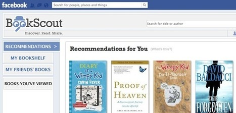 BookScout app and the social commerce | Once upon a time, there were new consumer habits | Scoop.it