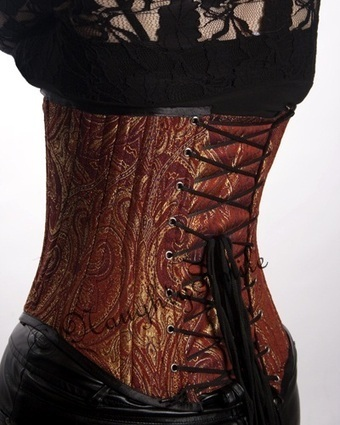 corset | Vulbus Incognita Magazine | Scoop.it