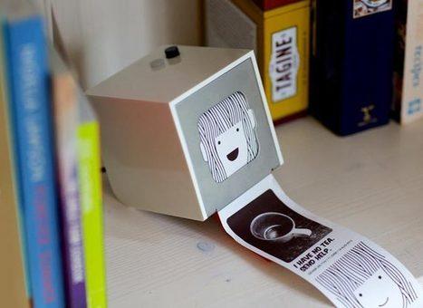 Little Printer | BERG Cloud | designing sunshine | Scoop.it