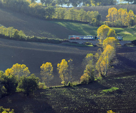 Marche on the Road: i top 5 percorsi in treno e bus | Le Marche un'altra Italia | Scoop.it