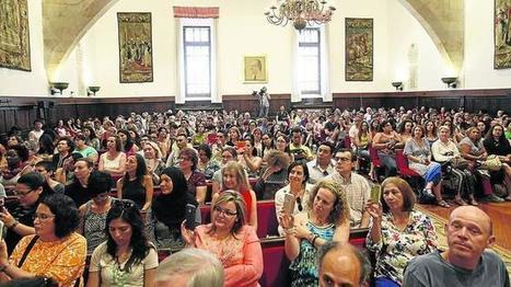La Usal recibe a más de 2.000 alumnos extranjeros en sus cursos de español   Todoele - ELE en los medios de comunicación   Scoop.it