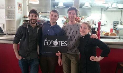 Une start-up lance un service de paniers recette 100 % végétariens | Attitude BIO | Scoop.it