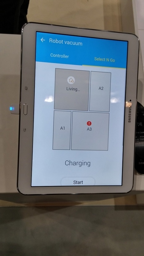 Samsung European Forum 2016 : Innovations pertinentes pour un quotidien connecté | La technologie au service du quotidien - Technique | Scoop.it