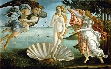 L'utilisation du nombre d'or dans la Renaissance : la naissance de Vénus de Botticelli - TPE sur l'utilisation du nombre d'or dans l'art et l'architecture au court du temps | Gold Number! | Scoop.it
