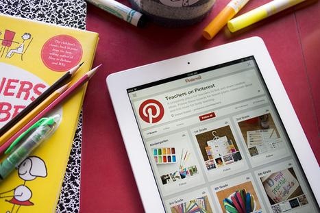 Oh, How Pinteresting!, Say hello to Teachers on Pinterest! | Social Media | Scoop.it