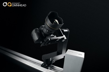 Introducing DitoGear™ OmniHead & LensDrive | DitoGear.com | Videography | Scoop.it
