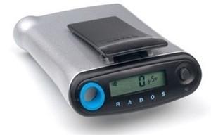 Finland RADOS RAD-60 personal alarming dosimeter | nuclear radiation detector | X-ray test | Radiation Meter | Scoop.it