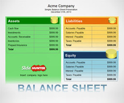 Free Accounting & Finance PowerPoint Templates | Free Business PowerPoint Templates | Scoop.it