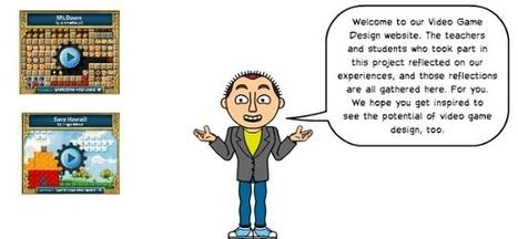 Video Game Design | Video Game Design for Schools | Scoop.it
