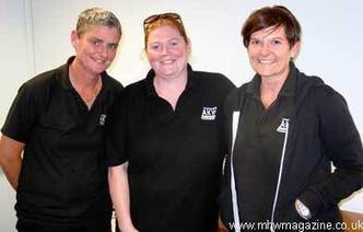 Leading logistics ladies help drive AKW Group forward | Vehicle Inspection and Training Services | Scoop.it