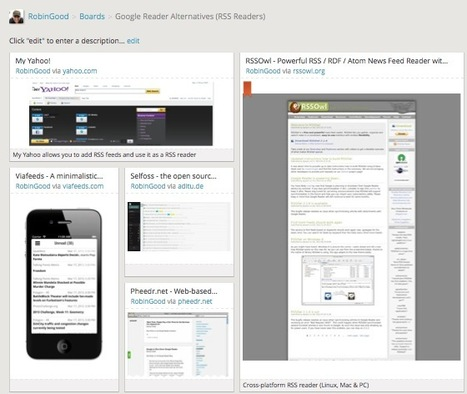 Google Reader Alternatives: Which One Is Best For You? 30 Tools To Choose From | Content Curation World | Scoop.it