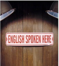 English Spoken Here -- Why Is That a Language Crisis?! - City Watch   ELL - ESL   Scoop.it