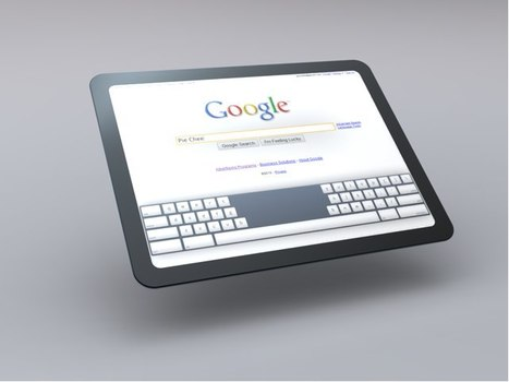 Google's First Tablet Will Start Shipping Next Month [REPORT] | ZipMinis: Science of Blogging | Scoop.it