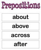 Prepositions - Teaching Ideas and Resources | ESOL, TESOL, TESL, ESL | Scoop.it
