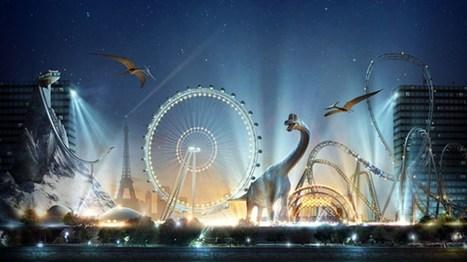 Samsung inaugure à Paris un Parc d'attractions en Réalité Virtuelle pour le lancement du S7 | Communication transmédia | Scoop.it