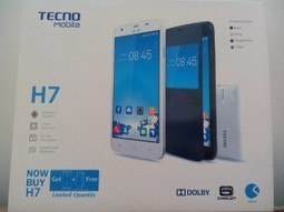 Tecno H7 Full Specification, Features and Price In Nigeria | Geek Banger | tech | Scoop.it