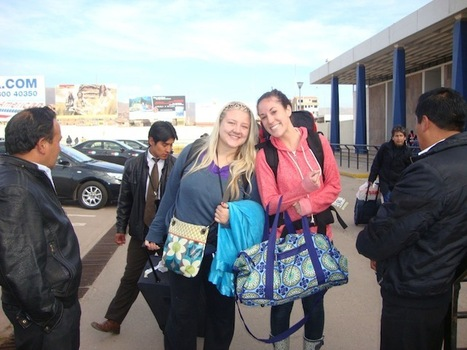 "Morgan Volunteer Abroad in Cusco, Peru | ""#Volunteer Abroad Information: Volunteering, Airlines, Countries, Pictures, Cultures"" | Scoop.it"