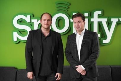 Daniel Ek, le cerveau de Spotify., multi-millionnaire à 23 ans, il possède 2 % du marché de la musique en ligne | L'actualité de la filière Musique | Scoop.it
