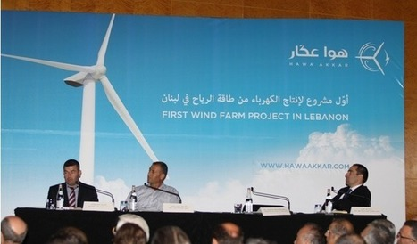 Lebanese Wind Farm Will Bring Light to 60,000 Homes | Green ... | Renewable Energy Cyprus | Scoop.it