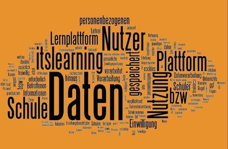 Leitfaden Datenschutz in itslearning Lernplattform | Edmodo an der PSI | Scoop.it