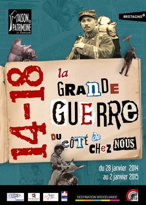 La Grande Guerre du côté de chez nous - Écomusée du Pays de Brocéliande | L'actu culturelle | Scoop.it