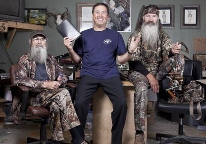 Pastor Alan Robertson to Leave Ministry, Join Family on 'Duck Dynasty' | It's Show Prep for Radio | Scoop.it