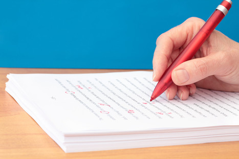 Six Easy Tips for Self-Editing Your Fiction   Writing Tools   Scoop.it