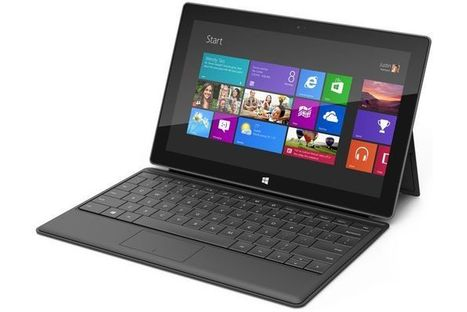 Microsoft Surface Pro tablet | The Evolution of Modern Computers | Scoop.it
