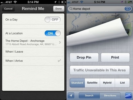 Best Ways To Use Reminders On Your iPhone [Feature] | Cult of Mac | How to Use an iPhone Well | Scoop.it