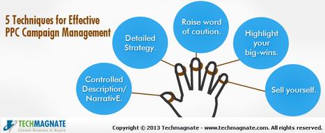5 Techniques for Effective PPC Communication | seo-institute.in | SEO Training Institute | Scoop.it