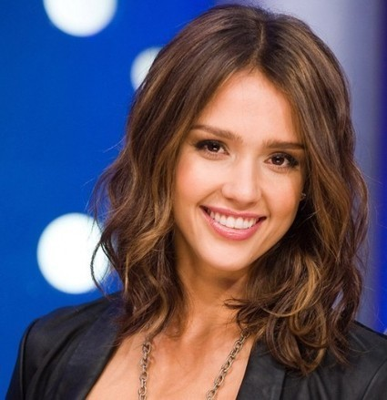 Jessica Alba shows us her Party Hairstyles | Hair and Beauty | Scoop.it