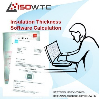 ISO Certified ISOWTC Thickness Insulation Software | Thickness Calculation Calculator | Scoop.it