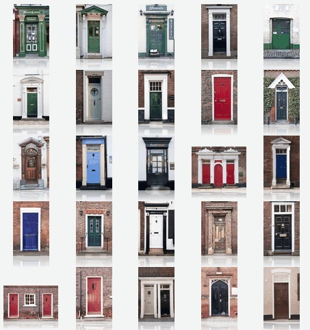 Door Swatch: 50 Original Historic Designs #heritage | Architecture and Photography | Scoop.it