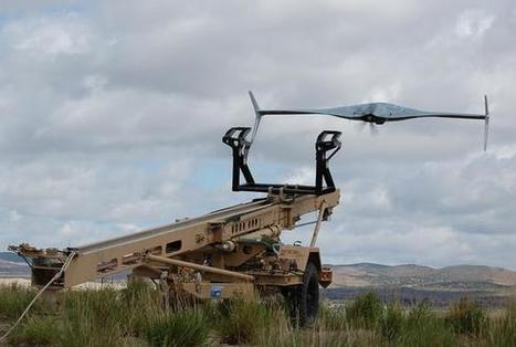 Northrop Grumman Wants to Sell Unmanned Drones to Farmers? | Disruptive Innovation | Scoop.it