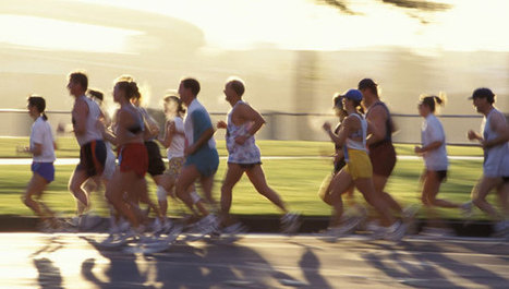 How to Run a Faster 5K | Healthy Living! | Scoop.it