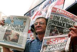 La presse britannique bientôt encadrée | Les médias face à leur destin | Scoop.it