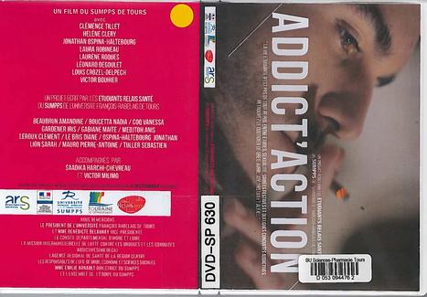 Addict'action | Nouveautés DVD de la BU Sciences-Pharmacie Tours | Scoop.it