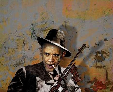 Obama the intimidator   Les stats de Mirem !   Scoop.it