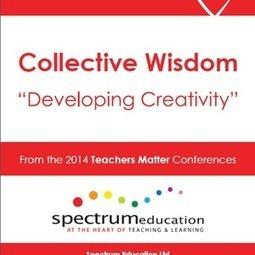 Collective Wisdom: Developing Creativity | Peer2Politics | Scoop.it