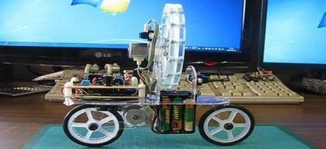 Un petit vélo robotique qui s'équilibre tout seul | Semageek | Innovation & Sérendipité | Scoop.it
