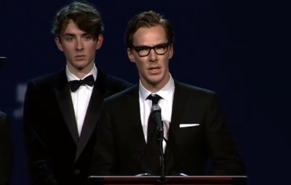 Benedict Cumberbatch Gives Impassioned Speech on 'Gay Icon' Alan Turing at Film Festival: VIDEO | Daily Crew | Scoop.it