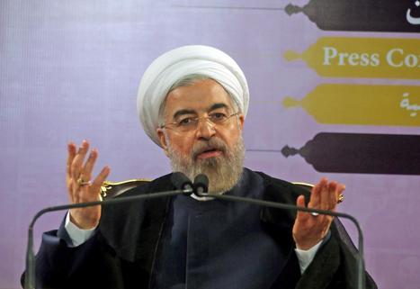 Iranian President: We Will Help Iraq if Washington Joins Fight - NBC News | gabbour geo 160 | Scoop.it